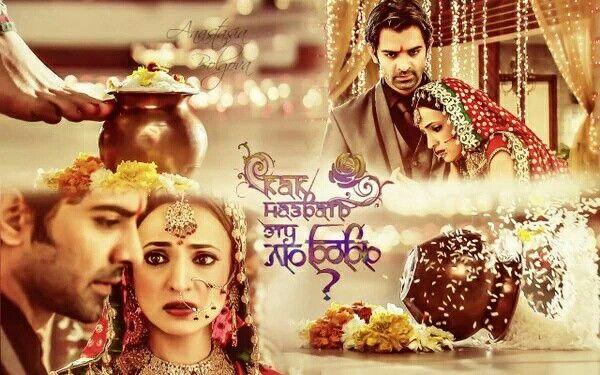Very pretty fanart of Arnav & Khushi #ipkknd | Arshi | Collage