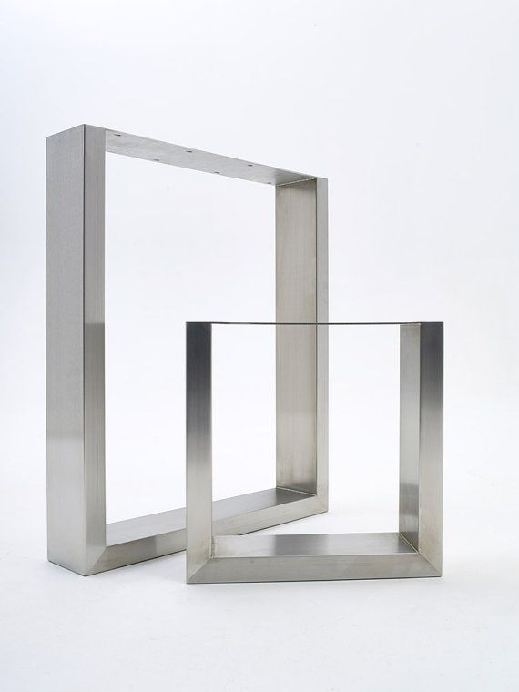 X Stainless Steel Table Legs Modern Sleek Design Dinning Table - Stainless steel table legs suppliers