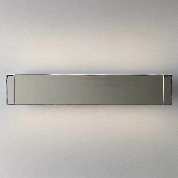 Bathroom Wall Lights John Lewis buy astro bergamo 30 led bathroom wall light online at johnlewis