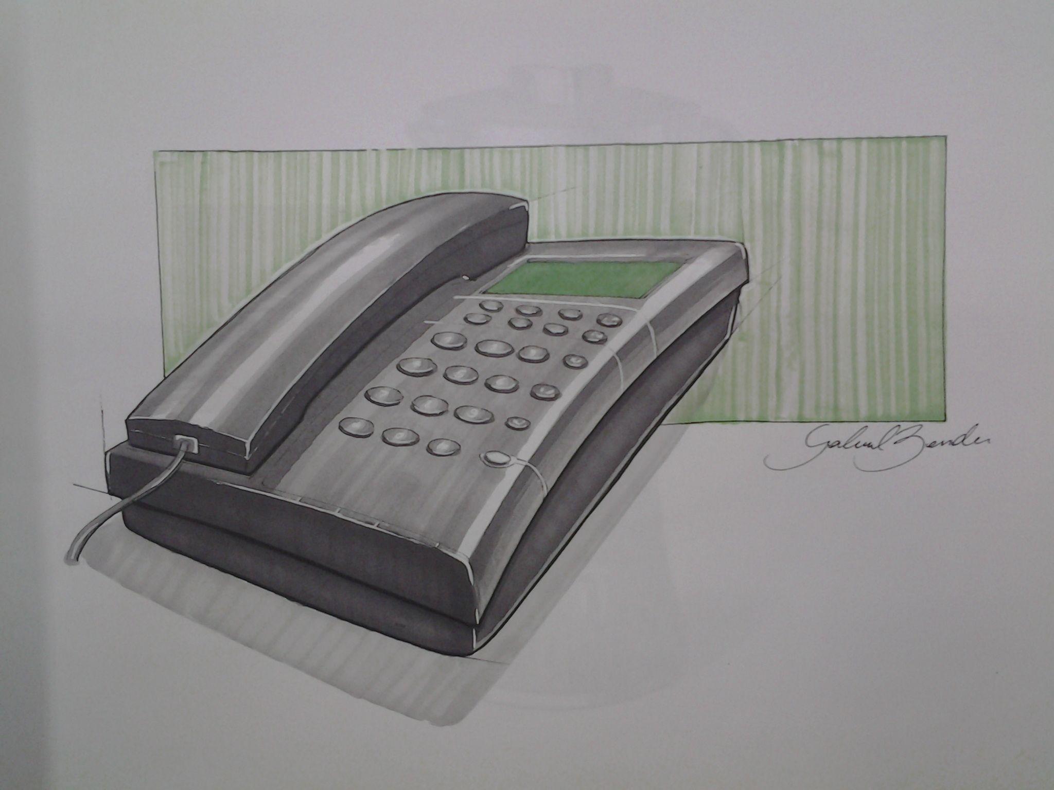 Sketch by Gabriel Ribeiro Bender - 2014