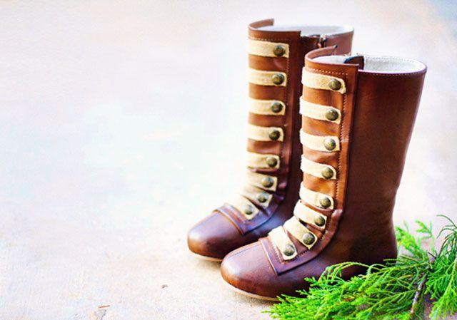 Botitas de invierno para niñas - Calzado Infantil y accesorios - Compras - Charhadas.com Joyfloie