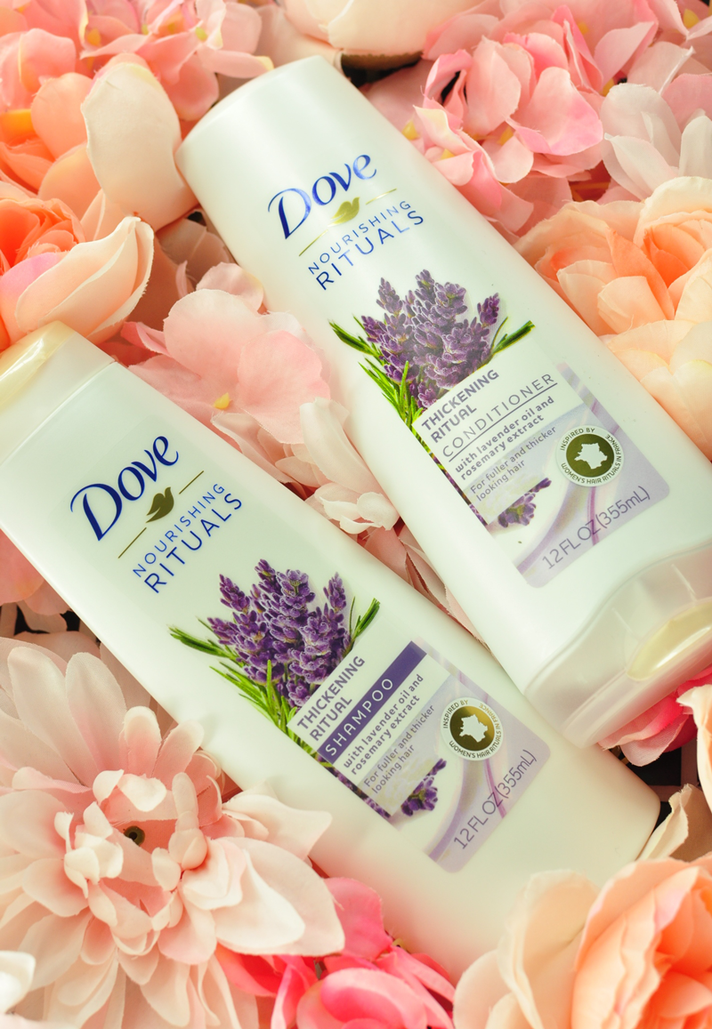 How To Get Great Second Day Curls with Dove Volume and