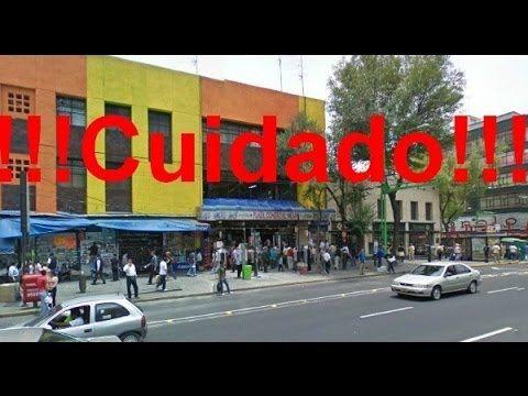 Cuidado en Plaza Meave, plaza de la tecnologuia, consejos Utiles - YouTube