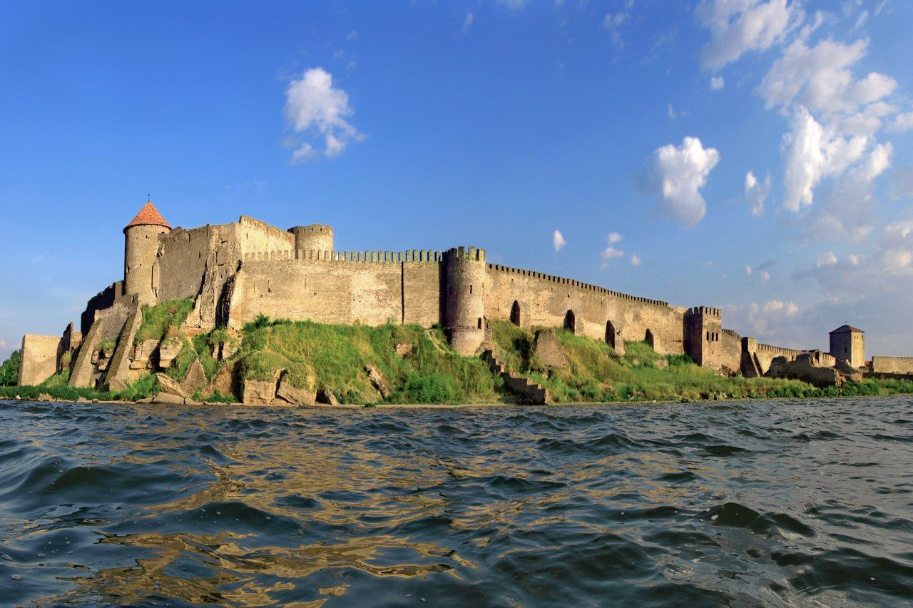 Akkerman Fortress (13-15th centuries) in Odessa
