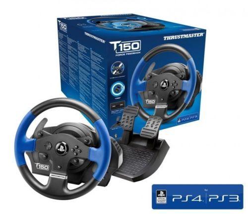 Thrustmaster T150 RS Steering Wheel for PS4/PS3/PC https://t.co/zSNp5SNjkq https://t.co/vJcHHcMj5W