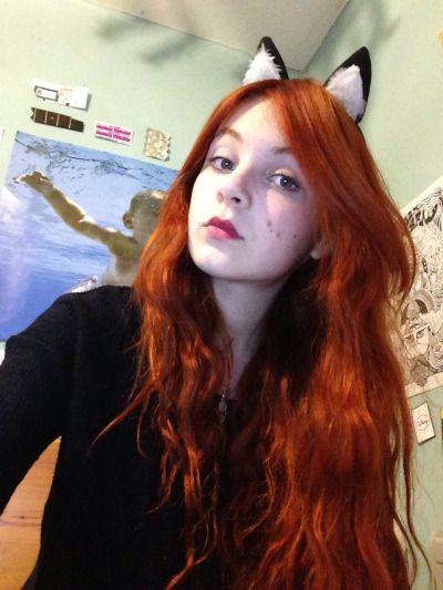 Caca Rouge Tumblr Hair Caca Rouge Rouge Hair