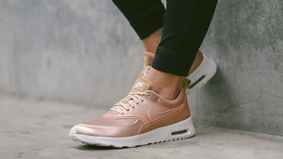 Where to Buy Nike Rose Gold Sneakers Australia