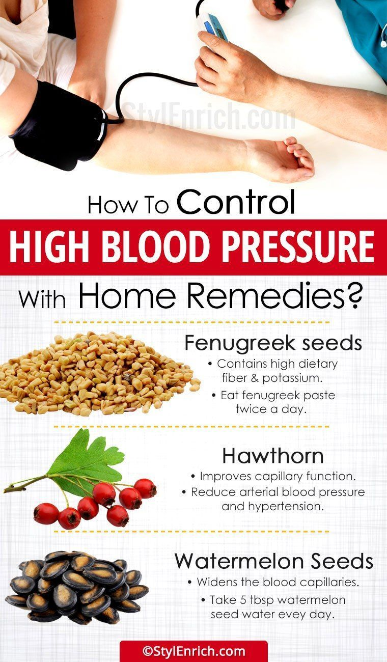 Home Remedies For High Blood Pressure Lifestyle Changes