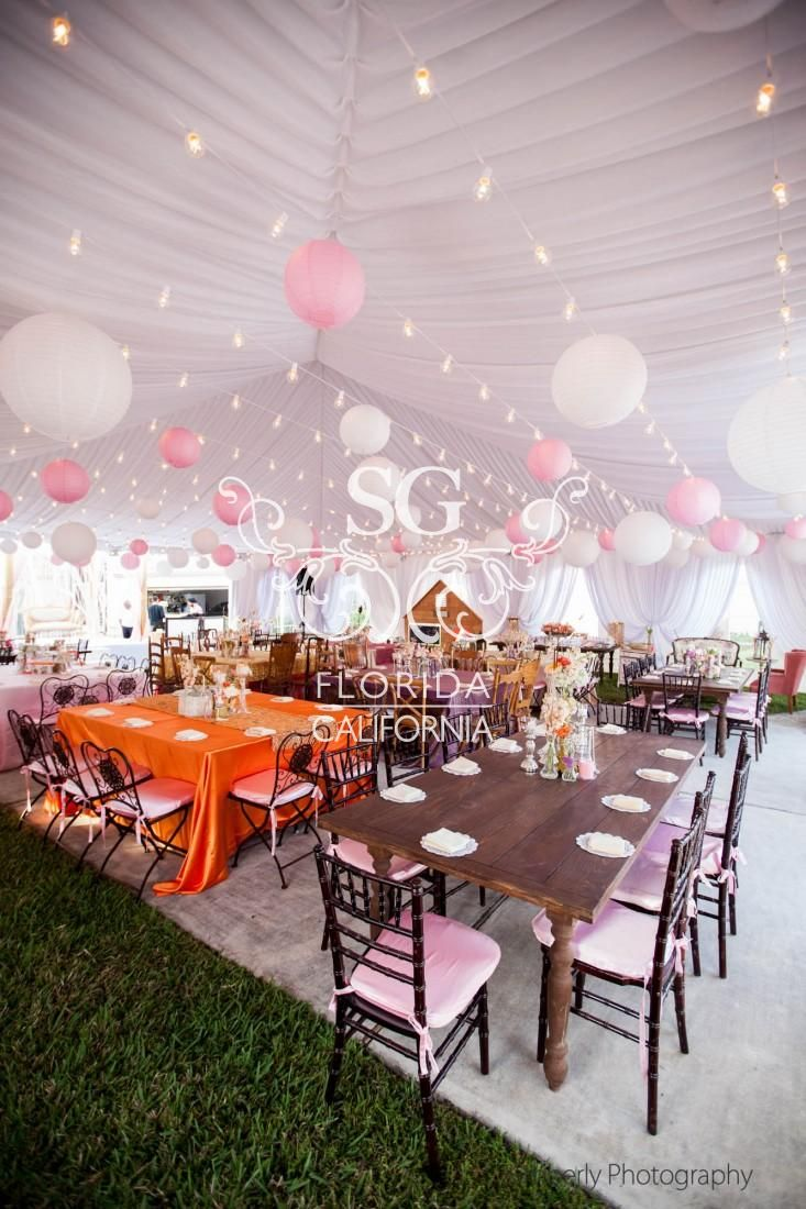 Suhaag garden indian wedding decor florida indian for Baby shower canopy decoration
