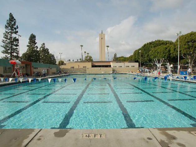 The Best Public Pools In L A To Beat The Summer Heat Culver City Pool Swimming Pools