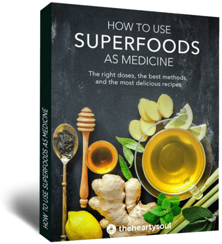 Everyday super foods Medicine Live a healthier life