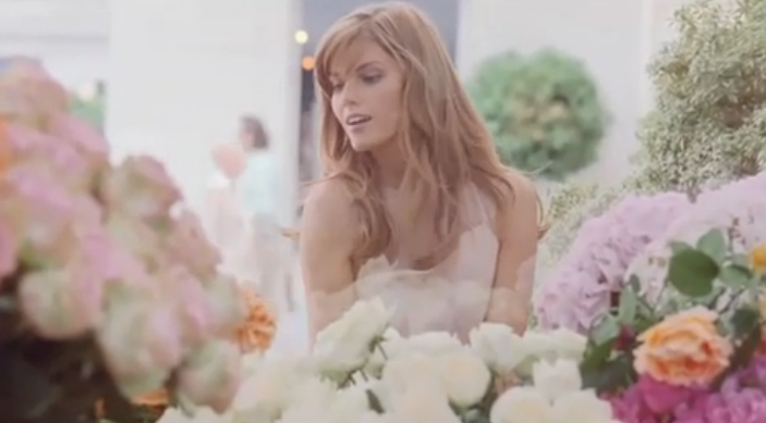 Miss Dior Chérie ad   Directed by Sofia Coppola, 2008.
