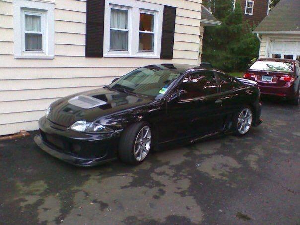 Chevrolet Cavalier Z24 With An Rksport Type J Body Kit My Car