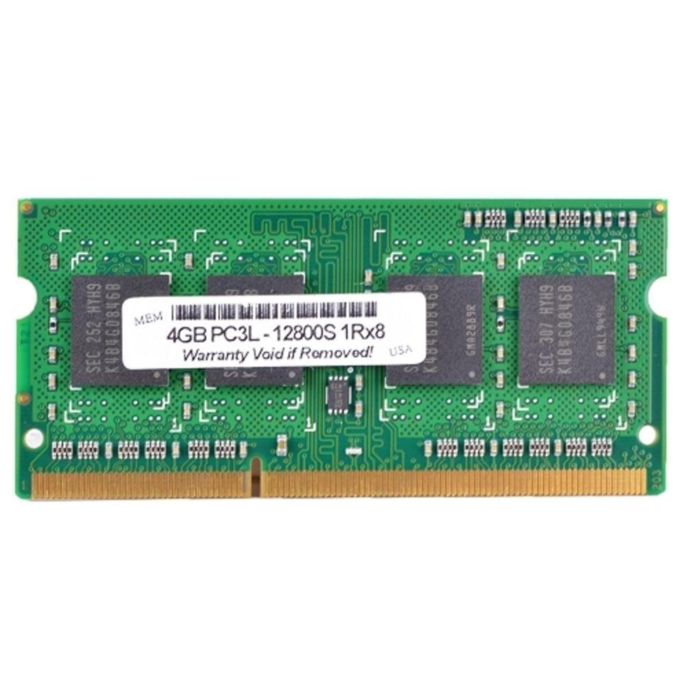 Samsung 4GB DDR3 RAM 1600MHz PC3L-12800 204-Pin Laptop SODIMM
