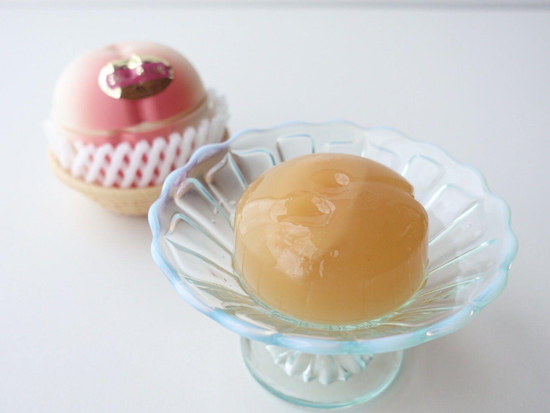 ゼリー 清水 白桃