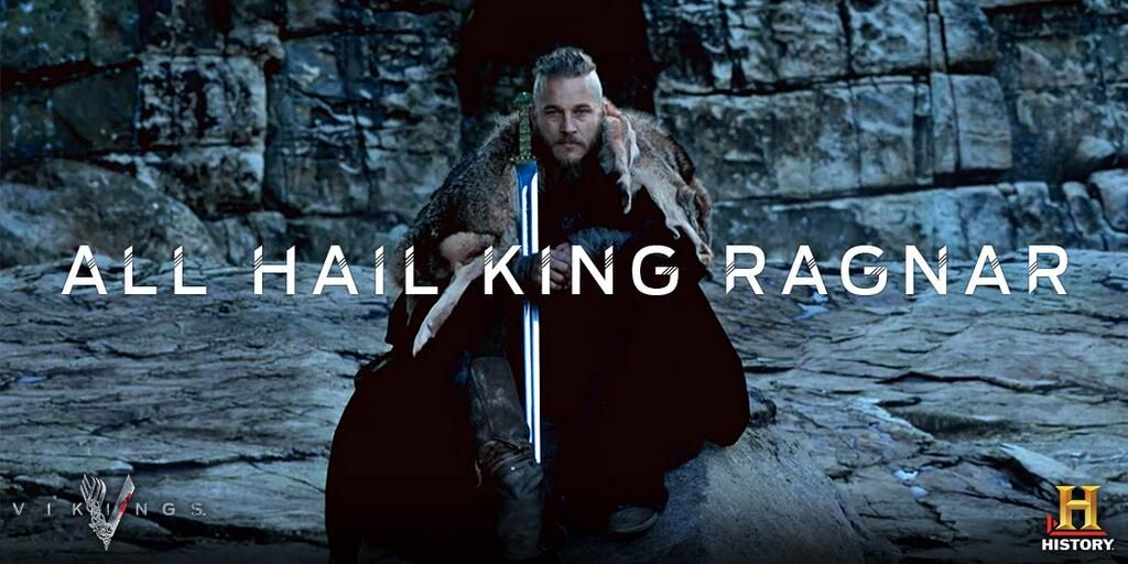 Vikings on ragnar lothbrok king ragnar lothbrok and ragnar vikings on twitter voltagebd Image collections