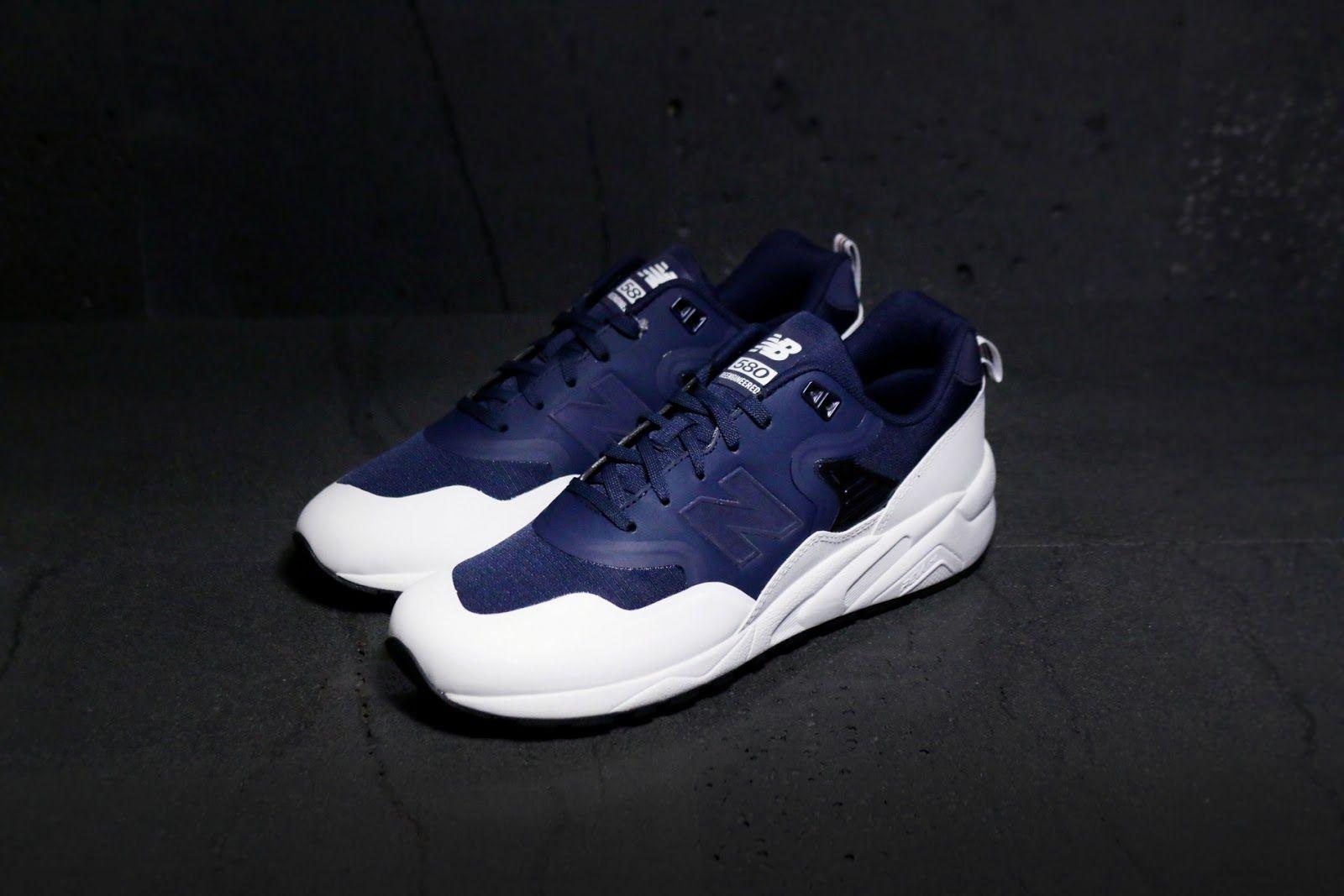 SPORTSWEAR ™®  Kicks  Mita Sneakers x New Balance MRT580 20th Anniversary  Limited Edition. 0f47760d03