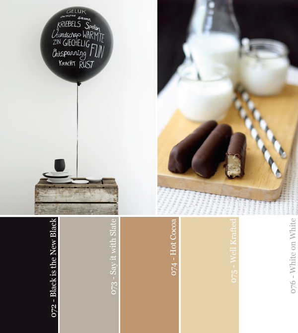 Is Black A Neutral Color hue it yourself: black and white and neutral all over party color