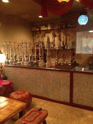 fascinating arabian nights hookah lounge | Hookah bar in 2019 | Hookah lounge, Restaurant photos ...
