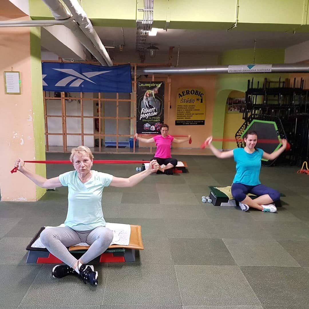 Pondelok 8.30 MixStepBody 17.00BodyPilates19 00 Jumping #aerobicstudiono1 #trnava #zdravie #bodywork...