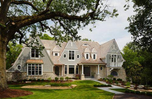 Coastal Shingle Style Residence Schwarz Lewis Design Group Inc
