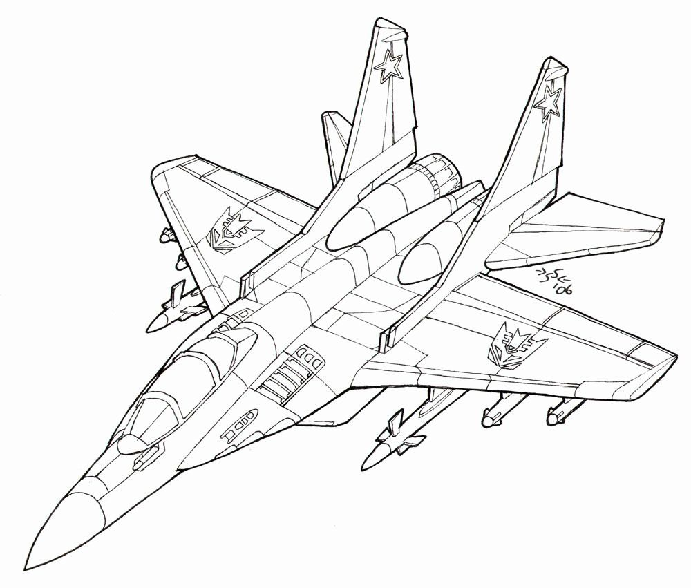 - 28 Fighter Jet Coloring Page In 2020 Transformers Coloring Pages