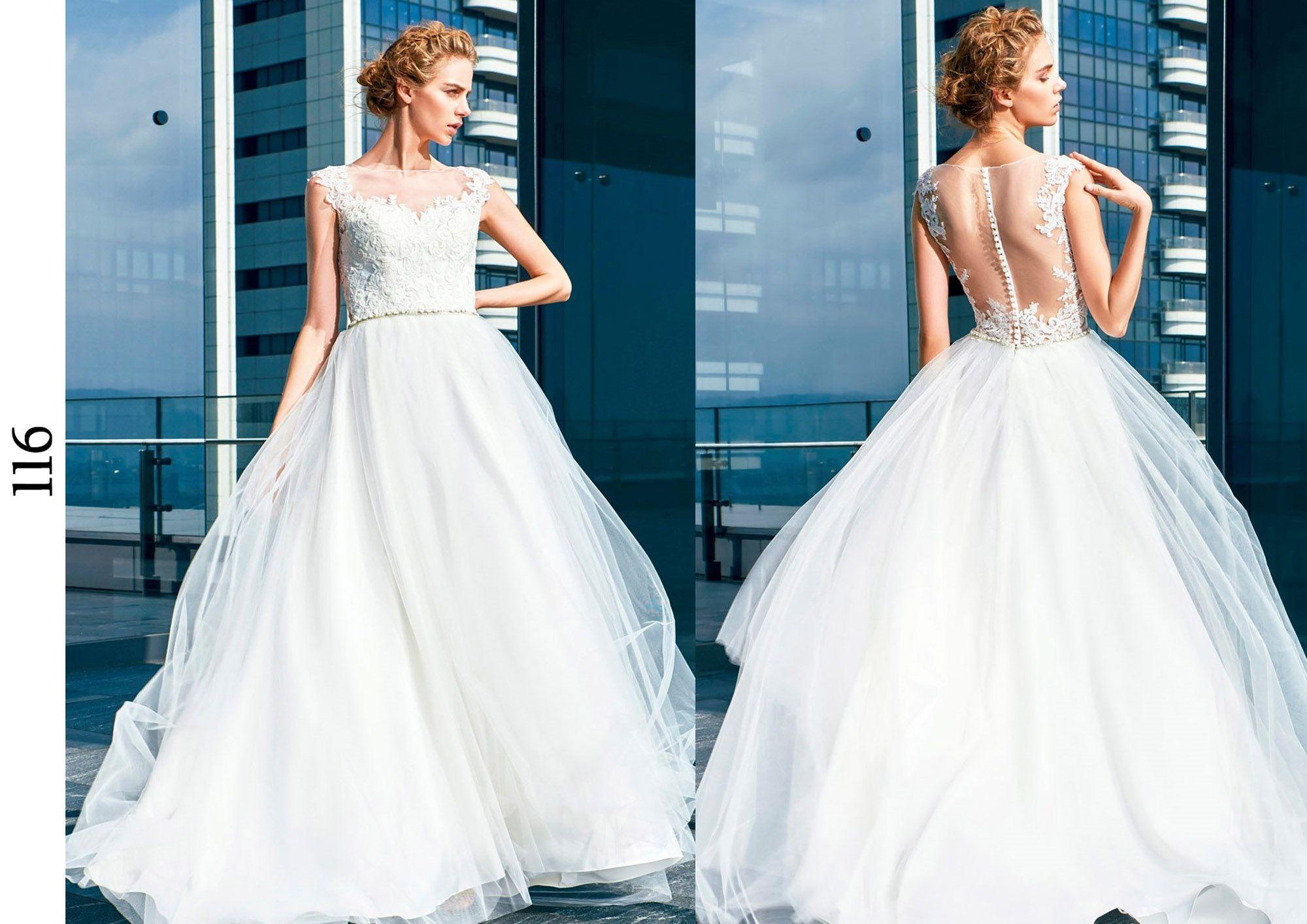 Vestido de novia Metropolitan Demetrios con hasta el 60% de ...
