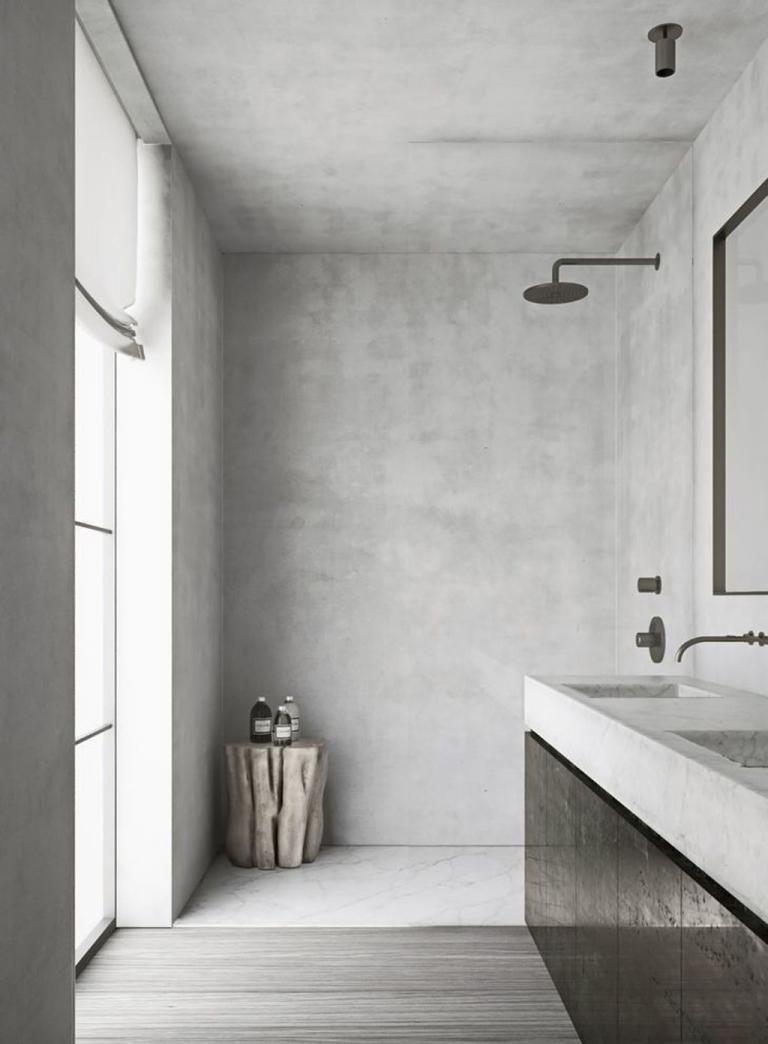 65 Elegant Modern Bathroom Ideas Bathroom Bathroomideas Bathroomdesign Modern Bathroom Modern Bathroom Lighting Modern Bathroom Design
