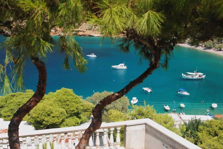 Aegina Hotel in Greece