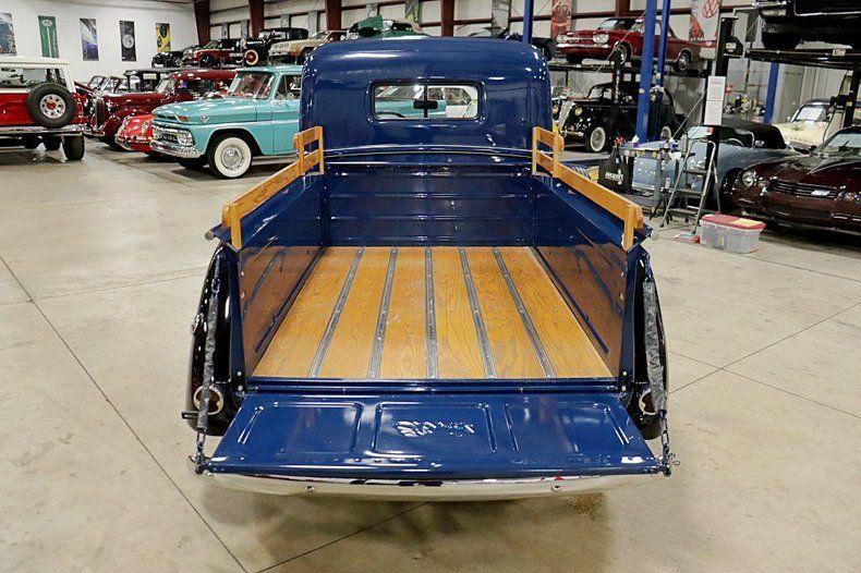 1941 Ford 11c Pickup Auburn Car Ford Michigan