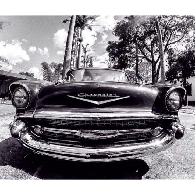 Chevy Bel Air, en Los Dos Caminos