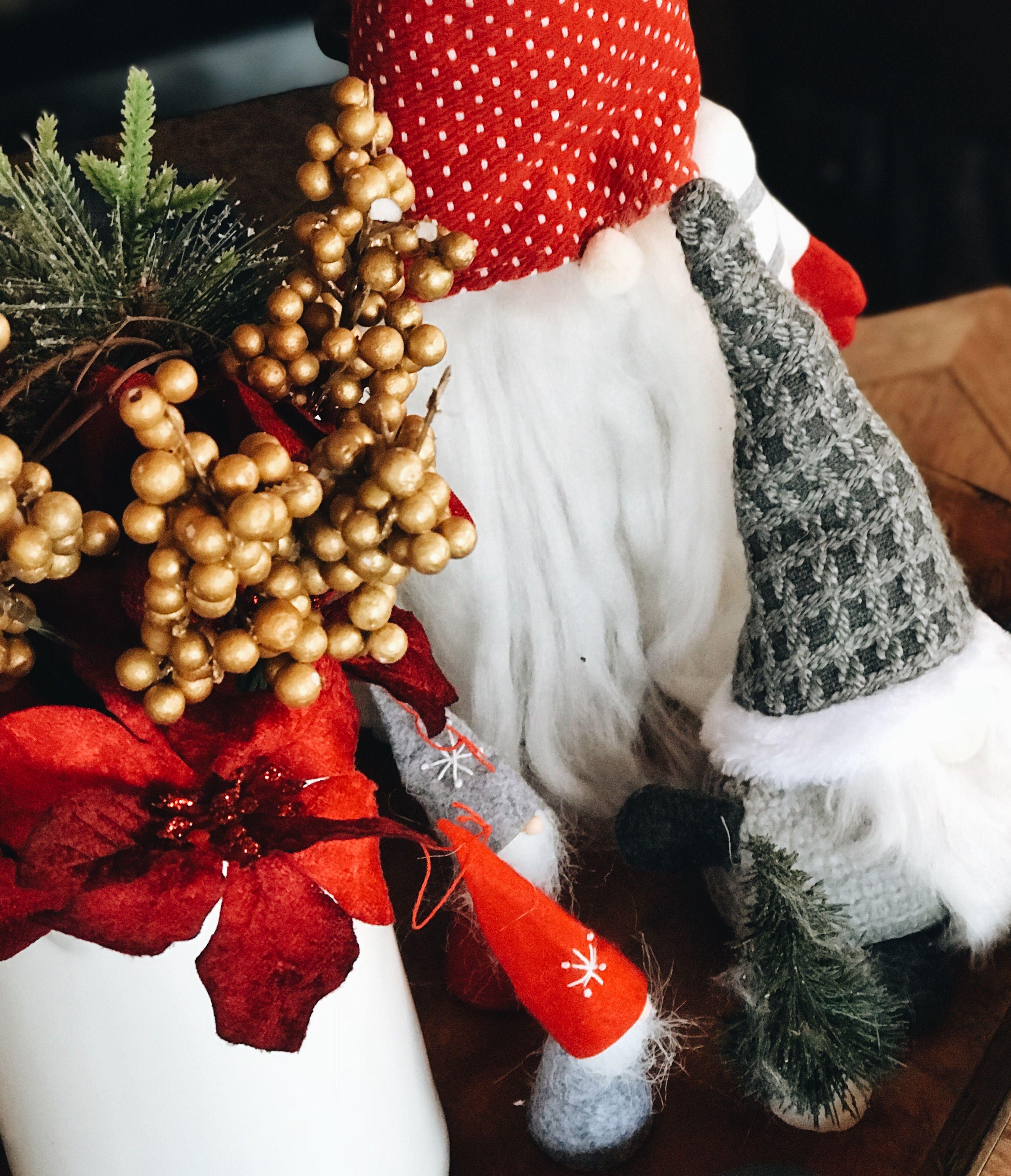 Scandinavian Nordic Gnome Christmas Decor An Original Photo By Cynthia