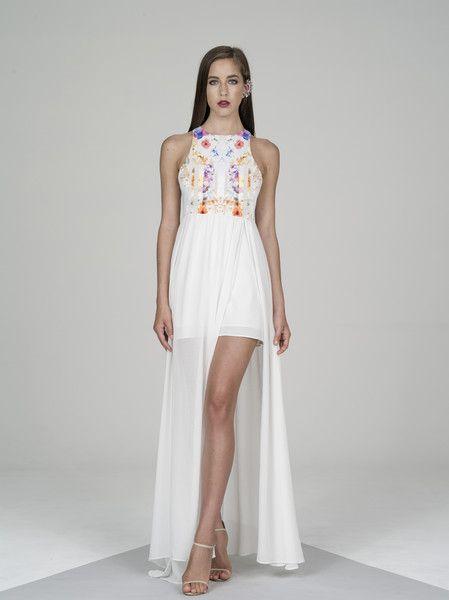 Semi Formal Maxi Dress