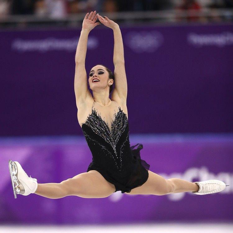 """After Seeing Kaetlyn Osmond Skating to """"Black Swan,"""" You"""