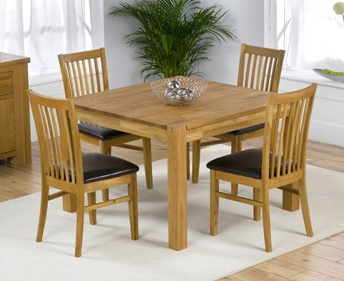 Square Dining Table For 4 Pictures