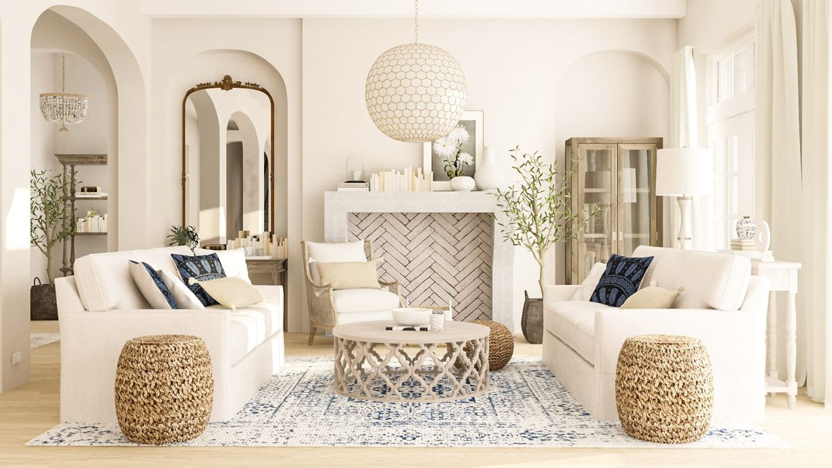 Rustic Living Room Design 5 Ways To Try A Rustic Style In Your Home Rustic Living Room Rustic Living Room Design Farm House Living Room #rustic #look #living #room