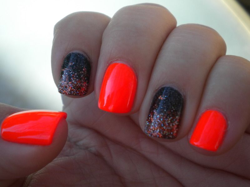 China Glaze Glitter Goblin | Nails❤ | Pinterest | China glaze ...