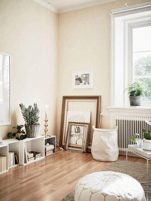 Estilo Nordico Escandinavo Decoracion De Monoambientes Decoracion De Interiores Deco Monoambiente