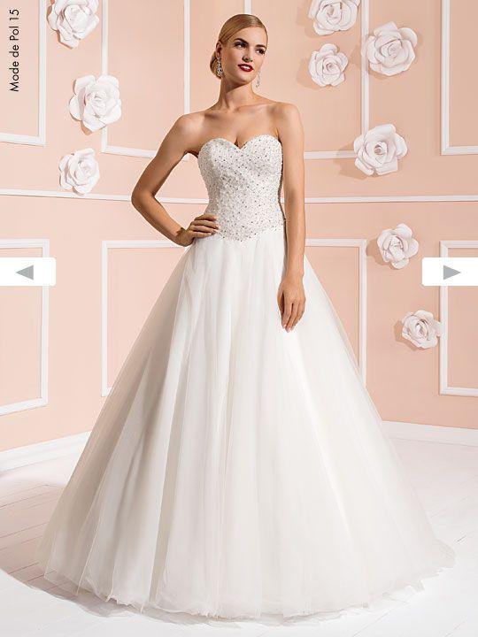 Wedding Dress   mode für die hochzeit brautmode brautkleid bräutigam ...