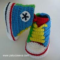 Mini converse parchís | Niños | Zapatos de bebé, Converse y