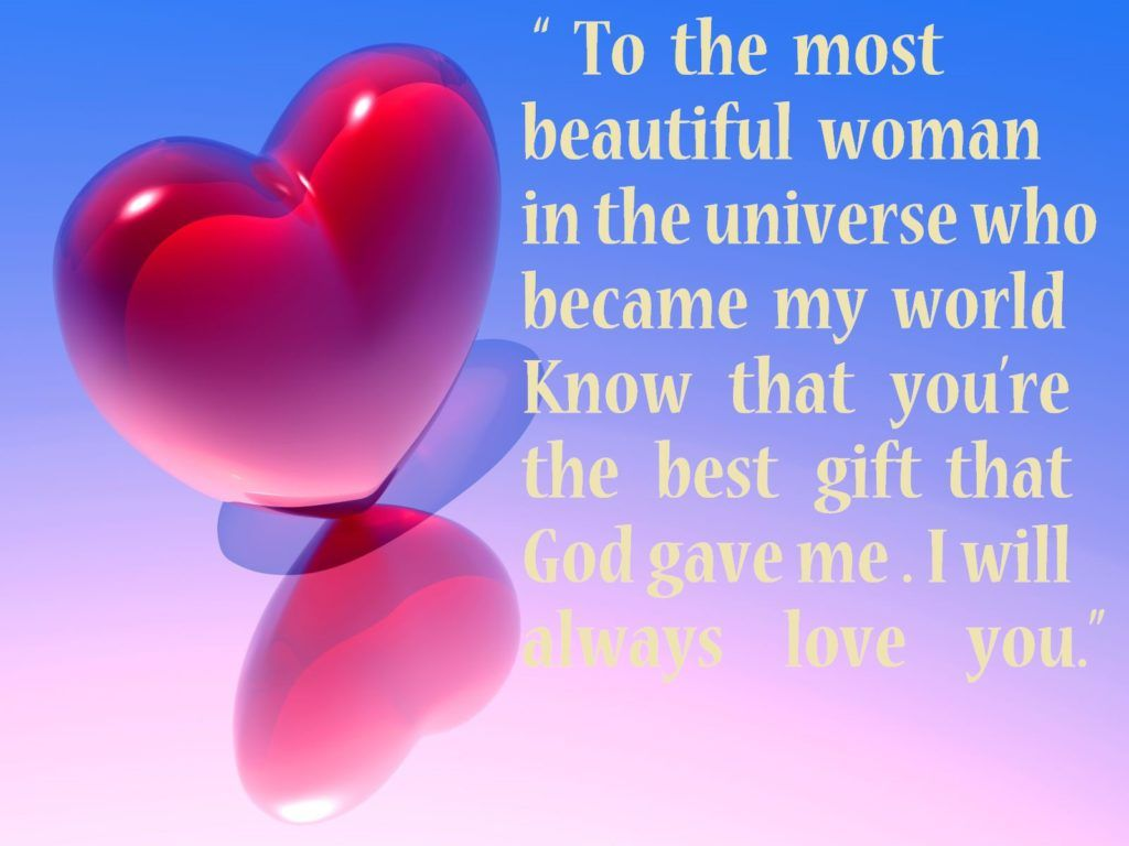 I Love You Messages for Wife in 6  Love quotes for wife