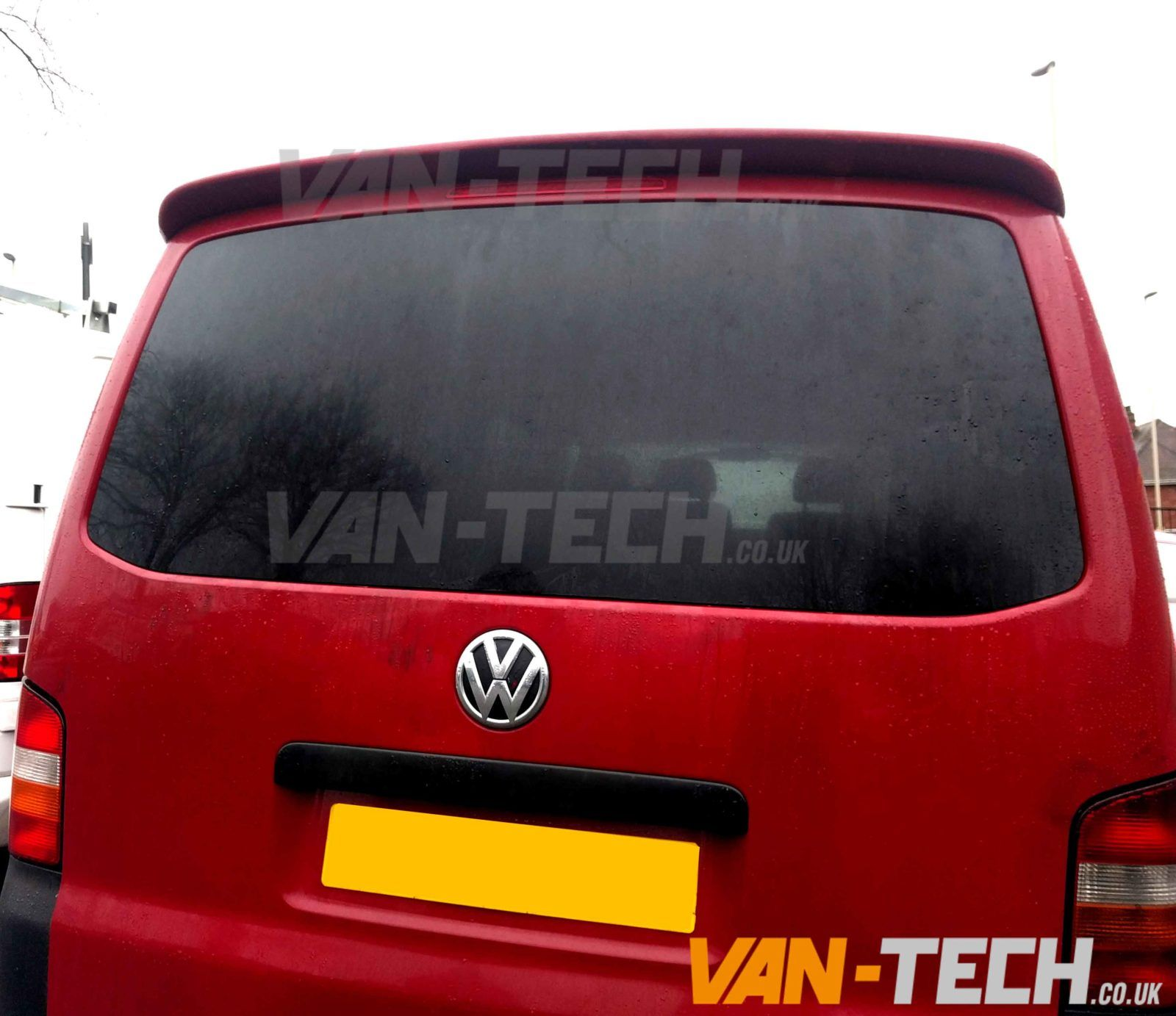 VW transporter T5 T5.1 T6 privacy glasss tinted window tailgate