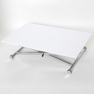Coffee Table White High Gloss Mobler Furniture Richmond
