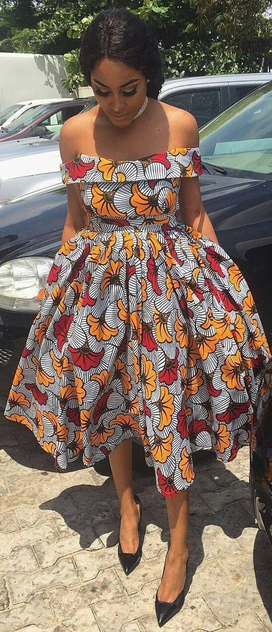 Frauen Kleider #afrikanischekleider