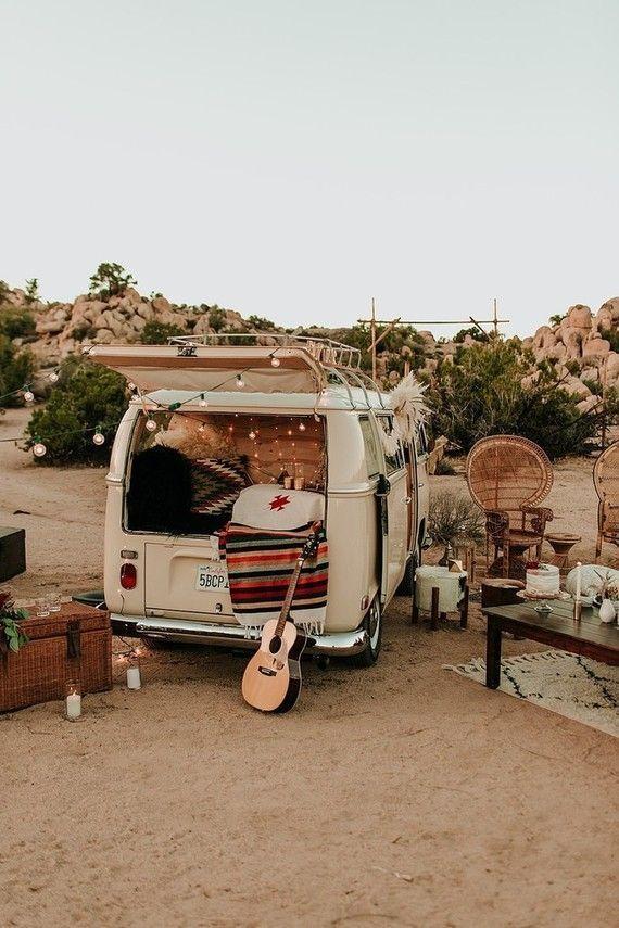VW van wedding decor | Wedding & Party Ideas