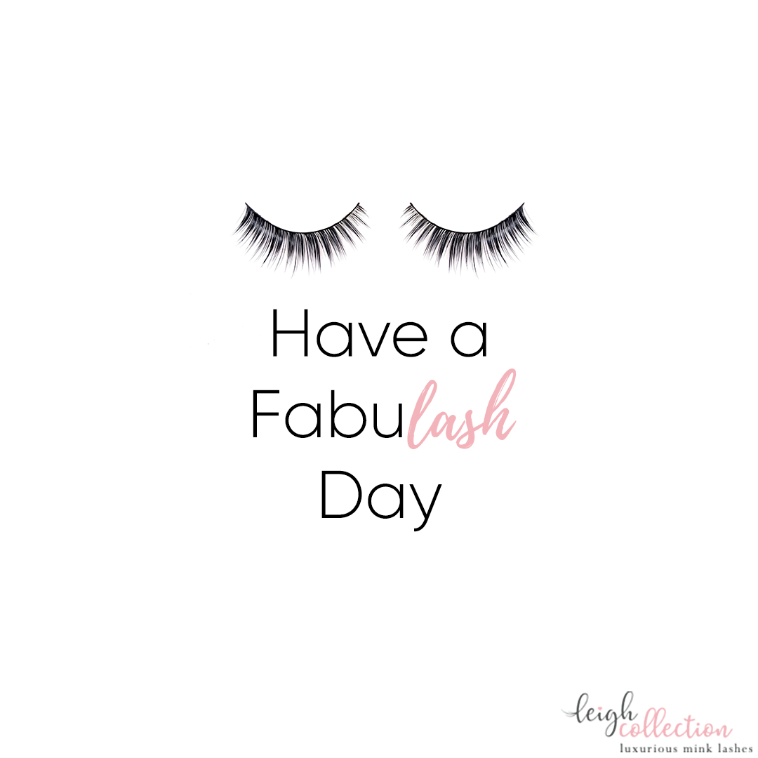 13b52630463 Have a Fabulash Day | Make up in 2019 | Lash quotes, Calligraphy ...
