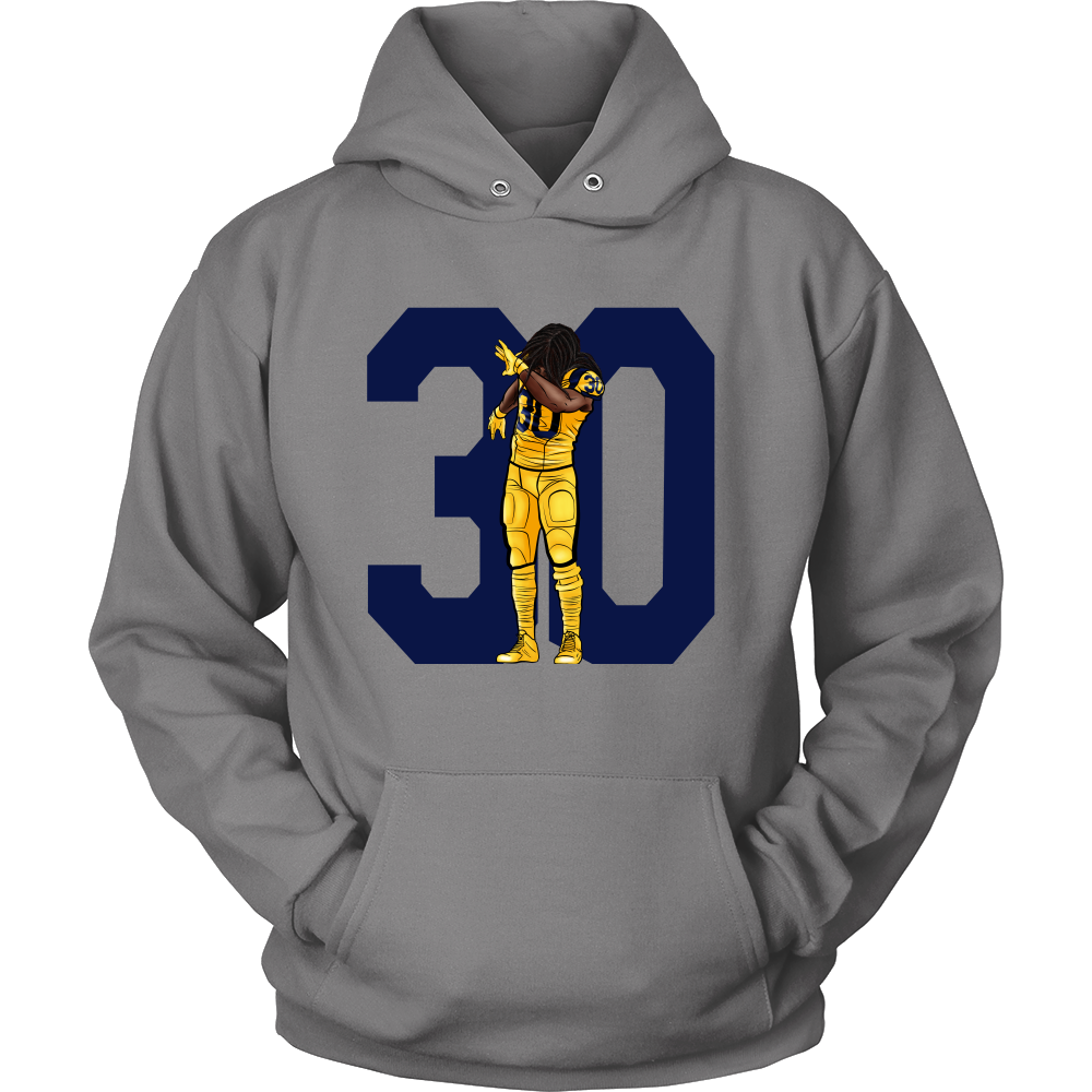 Todd Gurley Dab On Em Hoodie With Images Hoodies Dab On Em Todd Gurley