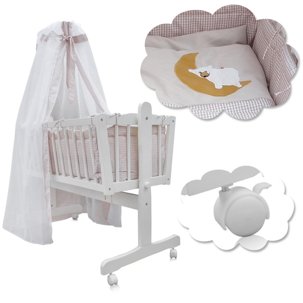 Baby Wiege Kinder Himmel Bett Stubenwagen Real Babywiege Stubenwagen Baby Stubenwagen