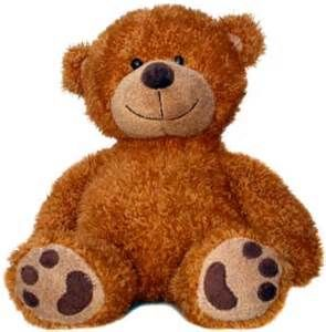 oso de peluche descripcion del articulo oso de peluche cafe mediano ...