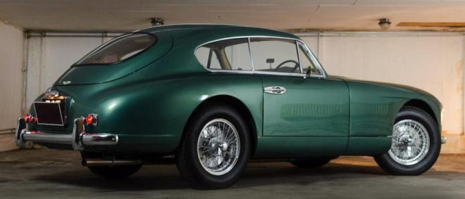 1954 Aston Martin Db2 4 Aston Martin Db2 Aston Martin Aston